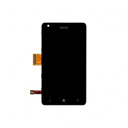 Nokia Lumia 900  Compleet Touchscreen met LCD Display assembly