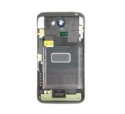 HTC One X Accudeksel Dark Grey Origineel
