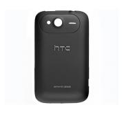 HTC Wildfire S Accudeksel Black Origineel