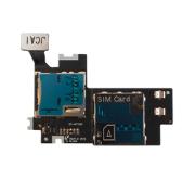 Samsung N7100 Galaxy Note II memory/simkaart reader Origineel