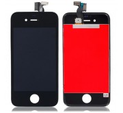 Apple iPhone 4 Compleet Touchscreen met LCD Display assembly Zwart