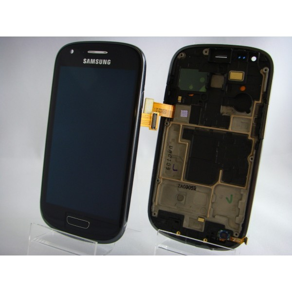 samsung galaxy s3 mini i8190 compleet touchscreen met lcd. Black Bedroom Furniture Sets. Home Design Ideas