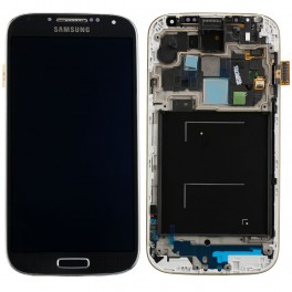Samsung Galaxy S4 i9505 Compleet Touchscreen met LCD Display assembly Zwart