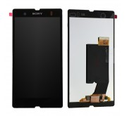 Sony Xperia Z Compleet Touchscreen met LCD Display assembly