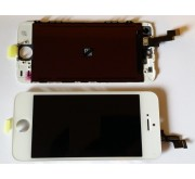 Apple iPhone 5S Compleet Touchscreen met LCD Display assembly Wit