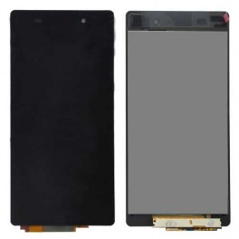 Sony Xperia Z2 Compleet Touchscreen met LCD Display assembly Zwart