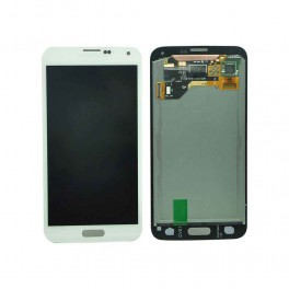 Samsung S5 Compleet Touchscreen met LCD Display assembly Zwart