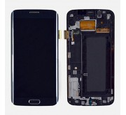 Samsung S6 Compleet Touchscreen met LCD Display assembly Zwart