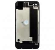 Apple iPhone 4S Backcover Zwart